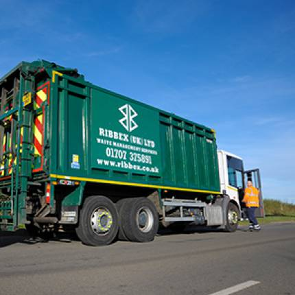 Commercial Waste Recycling