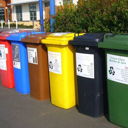 Defra reports a drop in UK recycling rates for first time