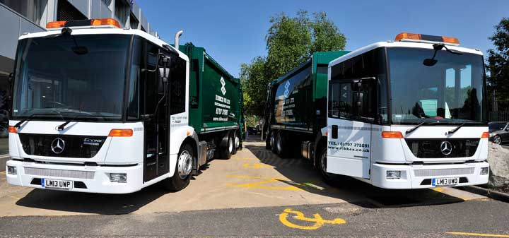 Waste collection and waste management credentials