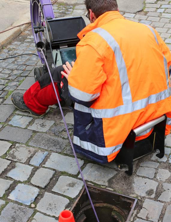 Ribbex | CCTV Surveys