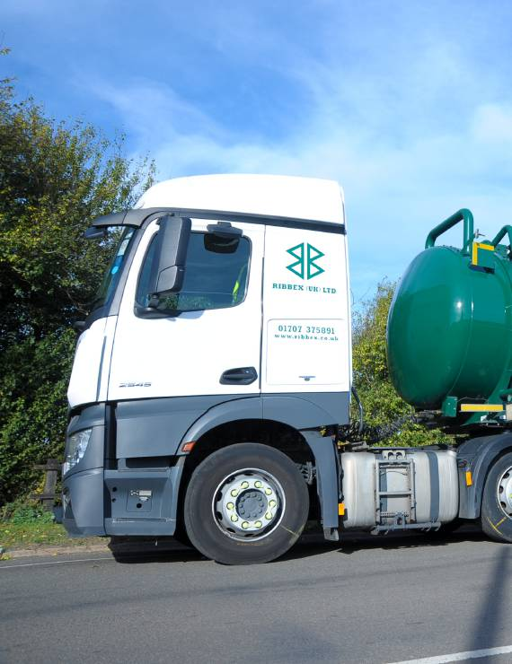 Ribbex | Specialist Tanker Service