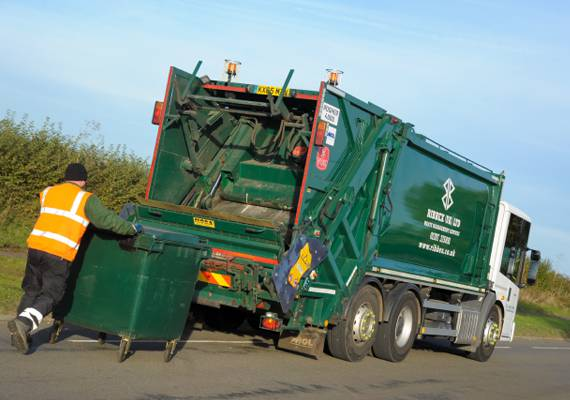 Ribbex   Trade Waste Service