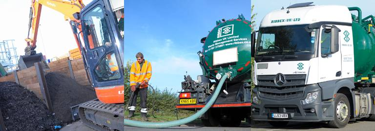 Ribbex | Bulk Tanker Service