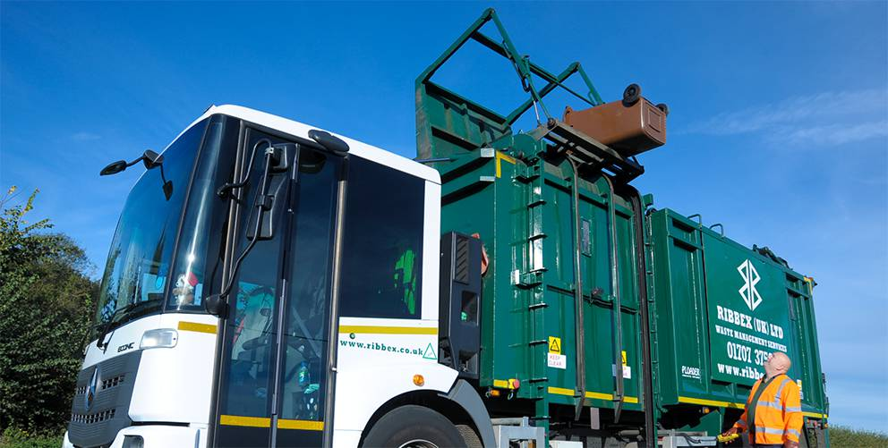 Ribbex | Complete Waste Management Service