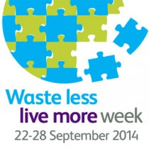 Waste less, live more week 2014