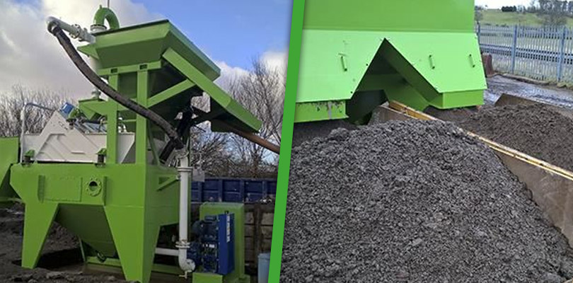 Ribbex expands waste handling capabilities with one of CDEnviro's grit removal solutions